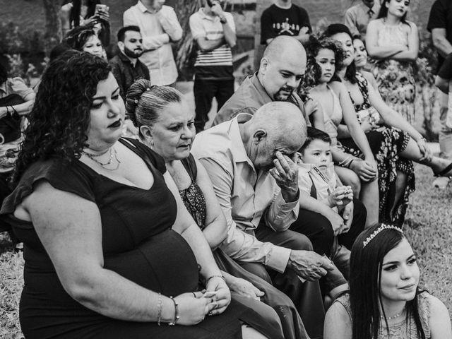 O casamento de Walace e Vanessa em Araçariguama, São Paulo 17