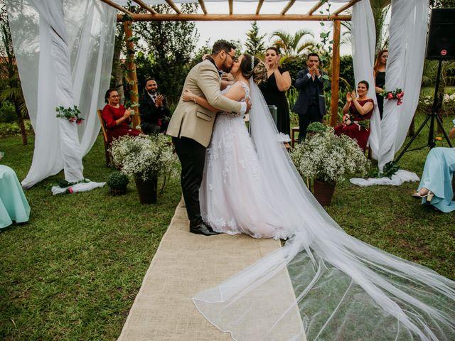 O casamento de Walace e Vanessa em Araçariguama, São Paulo 18