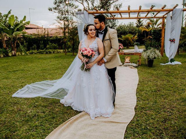O casamento de Walace e Vanessa em Araçariguama, São Paulo 20