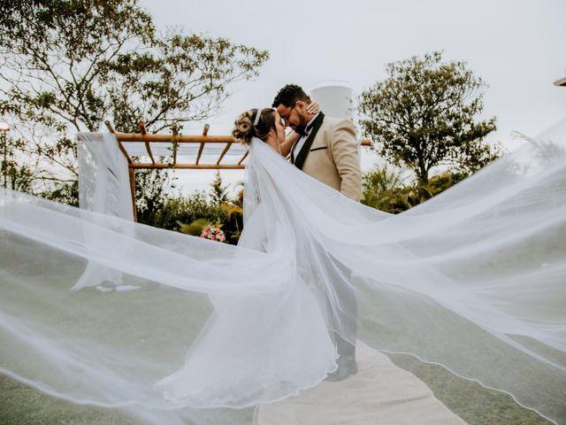O casamento de Vanessa e Walace