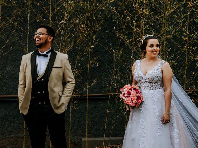 O casamento de Walace e Vanessa em Araçariguama, São Paulo 21