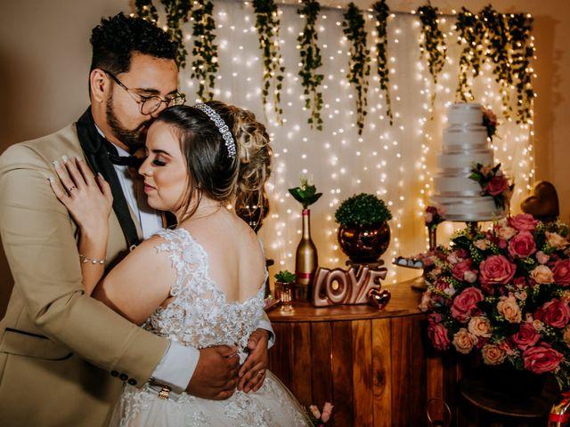 O casamento de Walace e Vanessa em Araçariguama, São Paulo 22