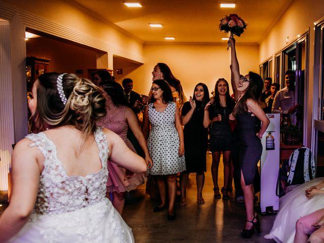 O casamento de Walace e Vanessa em Araçariguama, São Paulo 35