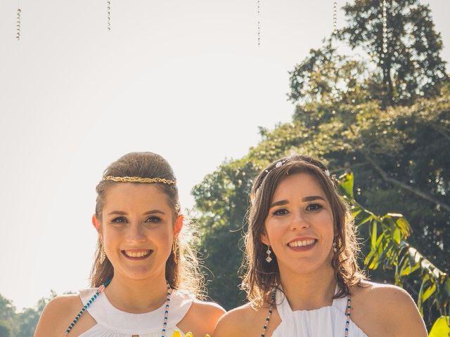 O casamento de Amanda e Isabela  em Riacho Grande, São Paulo 3
