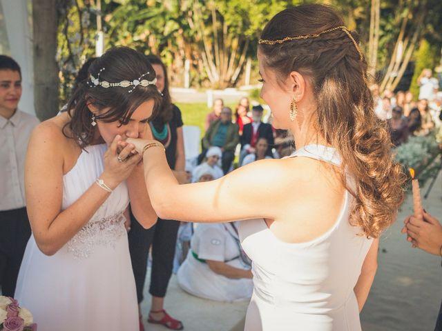 O casamento de Amanda e Isabela  em Riacho Grande, São Paulo 6