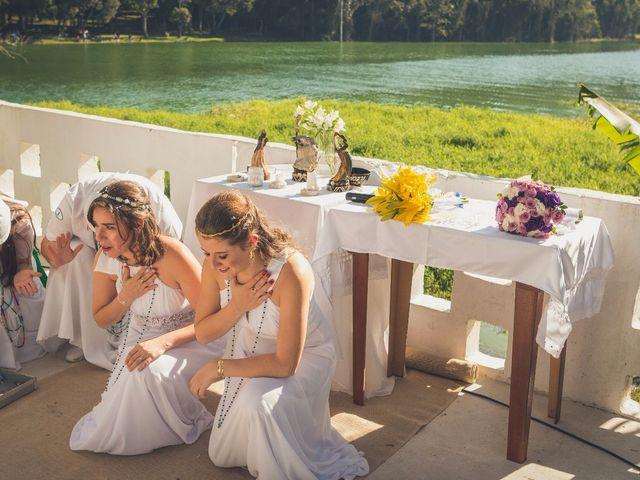 O casamento de Amanda e Isabela  em Riacho Grande, São Paulo 7