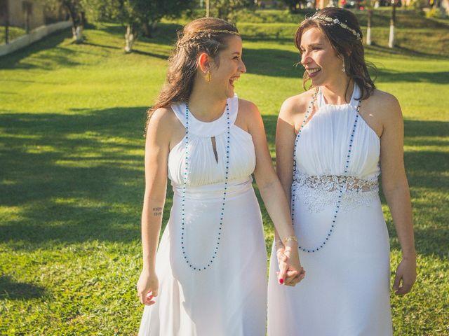 O casamento de Amanda e Isabela  em Riacho Grande, São Paulo 8
