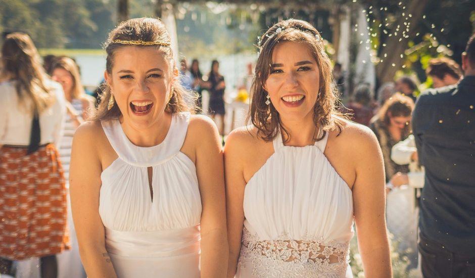 O casamento de Amanda e Isabela  em Riacho Grande, São Paulo