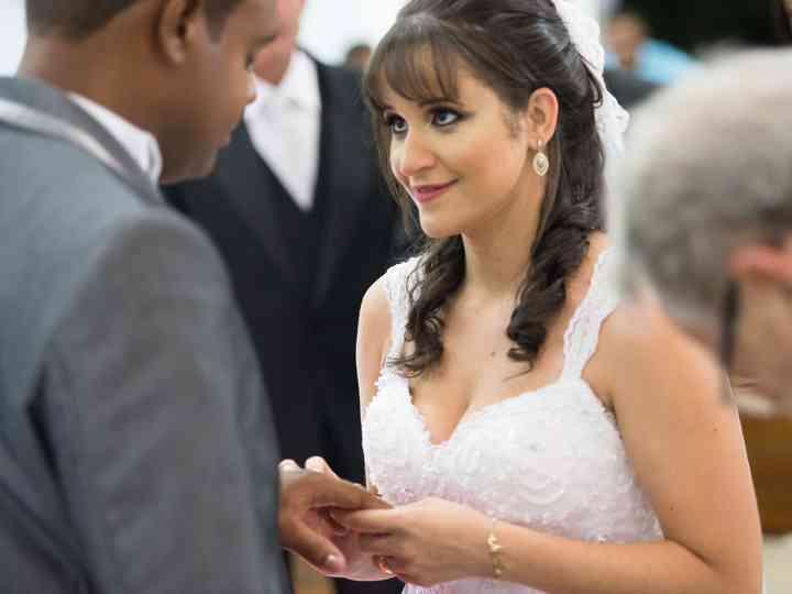 O casamento de Leidilene e Vinicios