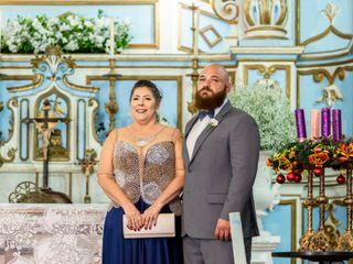 O casamento de Thayane e Amer 1