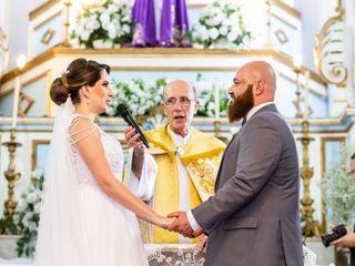 O casamento de Thayane e Amer 3