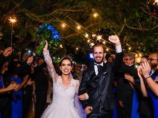 O casamento de Brenda e Giovane