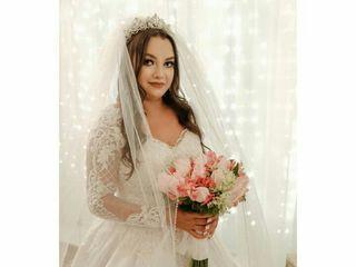 O casamento de Nayanne e Filipe 1