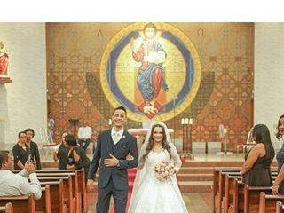 O casamento de Nayanne e Filipe