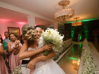 O casamento de Dione e Luan Cleber 3