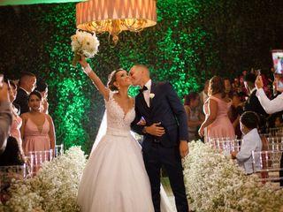 O casamento de Dione e Luan Cleber