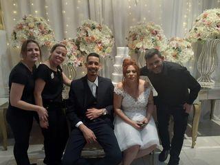 O casamento de Suellen e Bruno