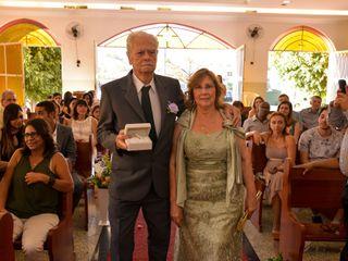 O casamento de Michele e Augusto 2