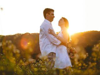 O casamento de Júlia e Fernando  1