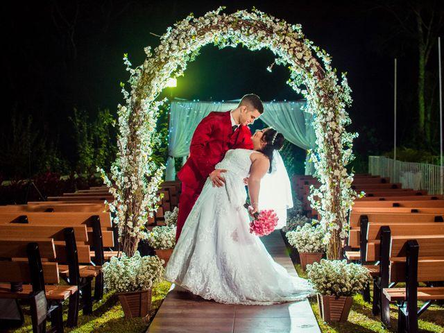 O casamento de Erivania e Jeorge