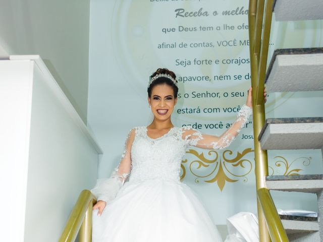 O casamento de Giovane e Brenda em Campo Grande, Mato Grosso do Sul 8