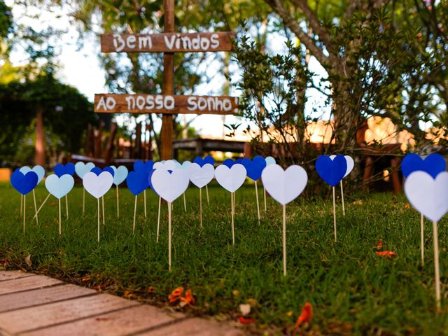 O casamento de Giovane e Brenda em Campo Grande, Mato Grosso do Sul 17