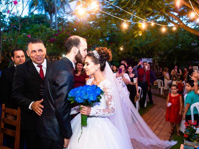 O casamento de Giovane e Brenda em Campo Grande, Mato Grosso do Sul 32