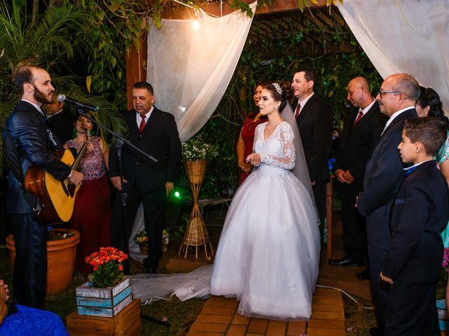 O casamento de Giovane e Brenda em Campo Grande, Mato Grosso do Sul 46