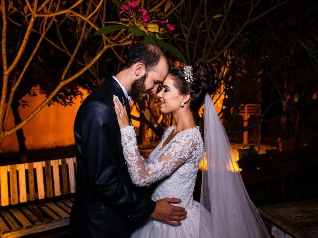 O casamento de Giovane e Brenda em Campo Grande, Mato Grosso do Sul 1
