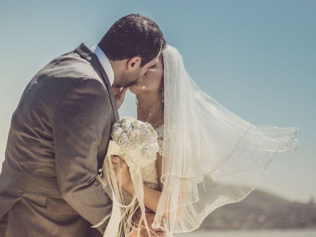 O casamento de Priscila e Salomão