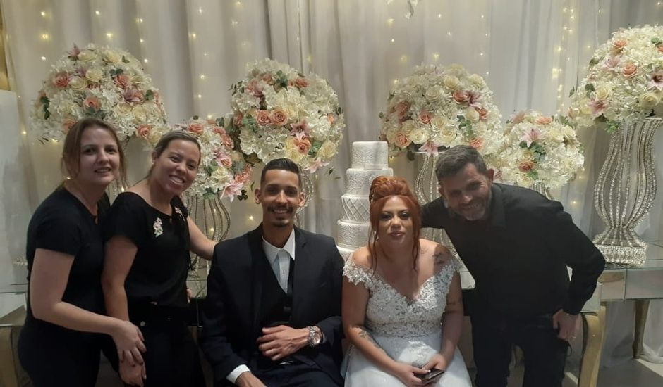 O casamento de Bruno e Suellen em São Paulo, São Paulo