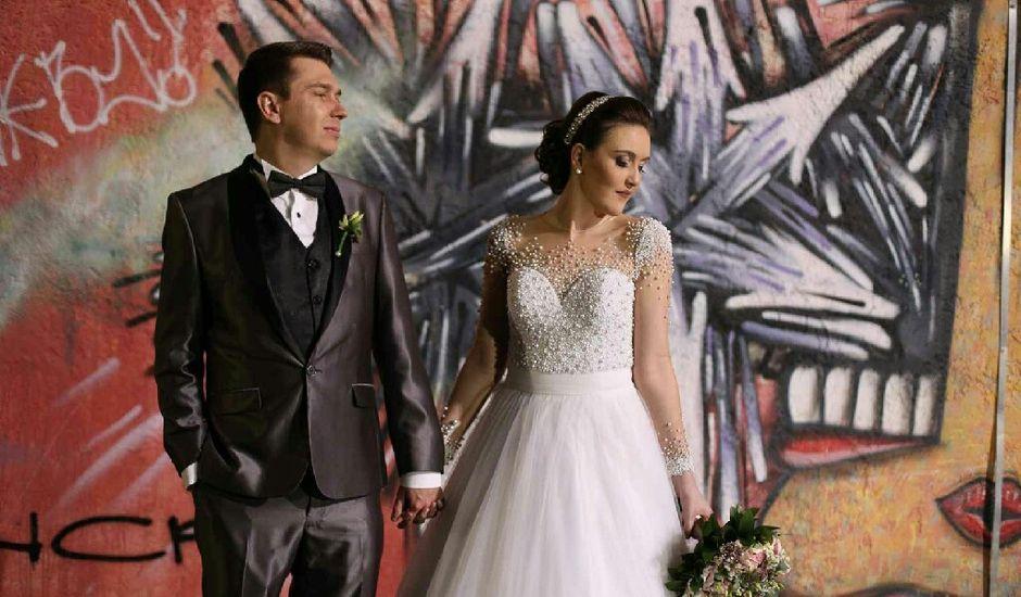 O casamento de Fernando  e Júlia em Joinville, Santa Catarina