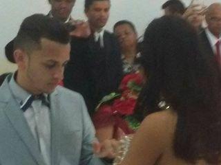 O casamento de Francisco e Melissa 2