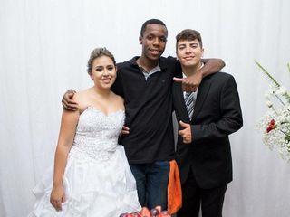 O casamento de Bianca e Igor 1