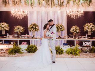 O casamento de Saranna e Carlos