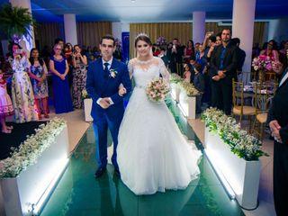 O casamento de Jercica e Marcos 1