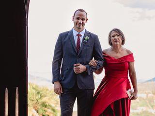 O casamento de Shimmeny e Pierre 1