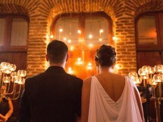 O casamento de Nadhine e Rodrigo