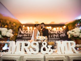 O casamento de Nadhine e Rodrigo 3