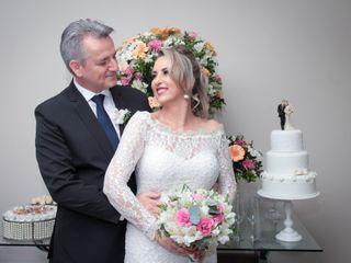O casamento de Luciane e Zeca