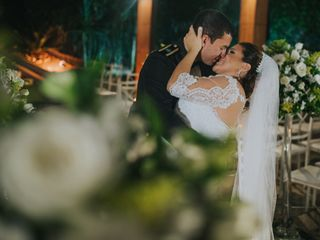 O casamento de Thais e Tiago