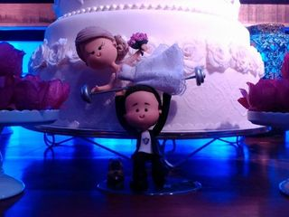 O casamento de Arielli  e Rafael 2