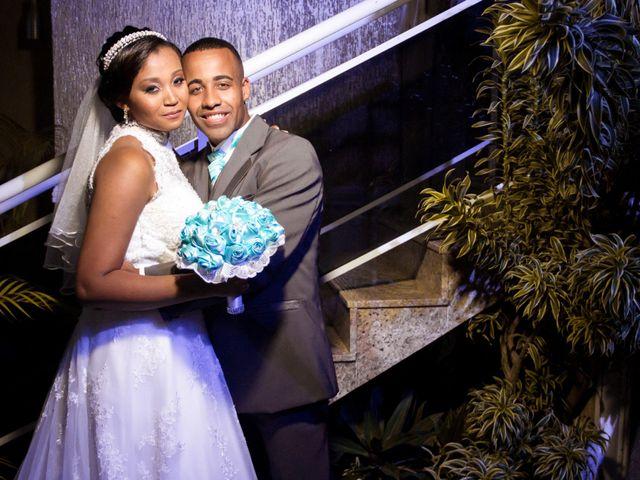 O casamento de DANIELLE e WILLIAN