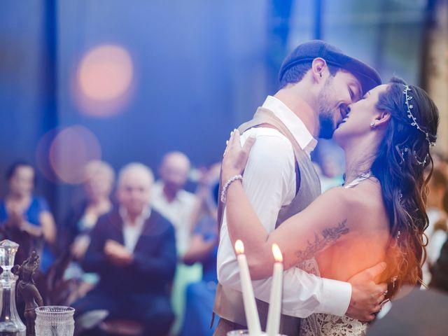 O casamento de Cris e Rodrigo
