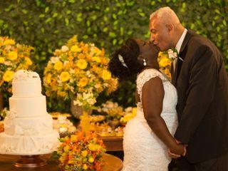 O casamento de Geni e João
