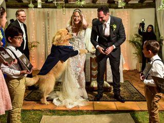 O casamento de Marcela e Beto