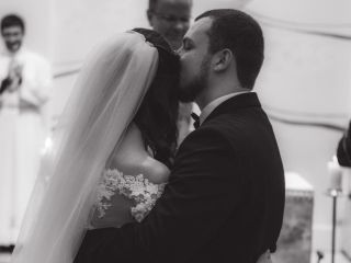 O casamento de Joslaine e Rafael