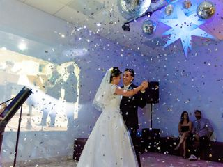 O casamento de Karina e Marcone