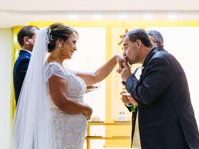 O casamento de Ana Paula e Fabio