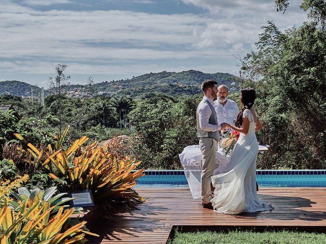 O casamento de César e Alanna em Armação dos Búzios, Rio de Janeiro 34